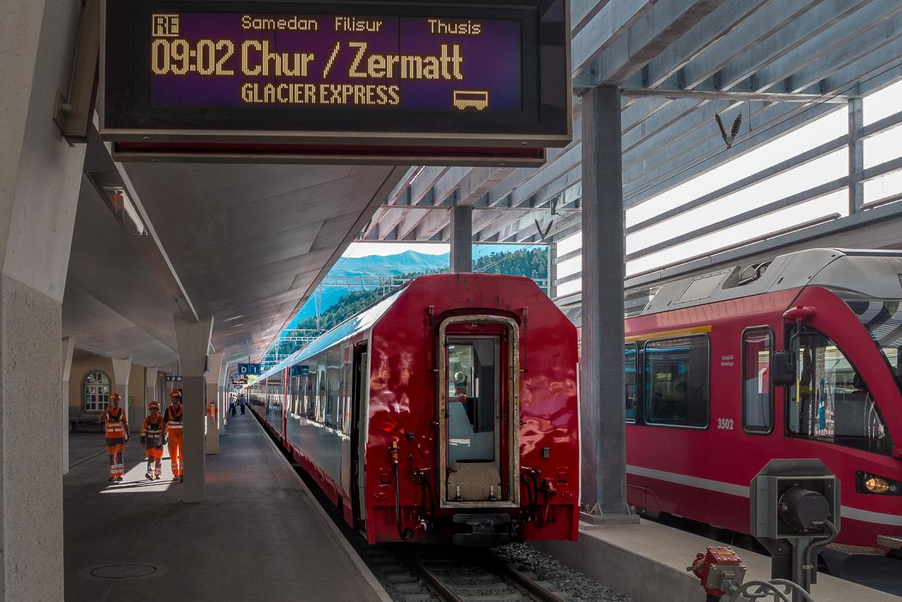 Glacier Express Alubulabahn