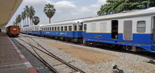 Kambodscha Zug