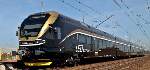 Leo Express Zug