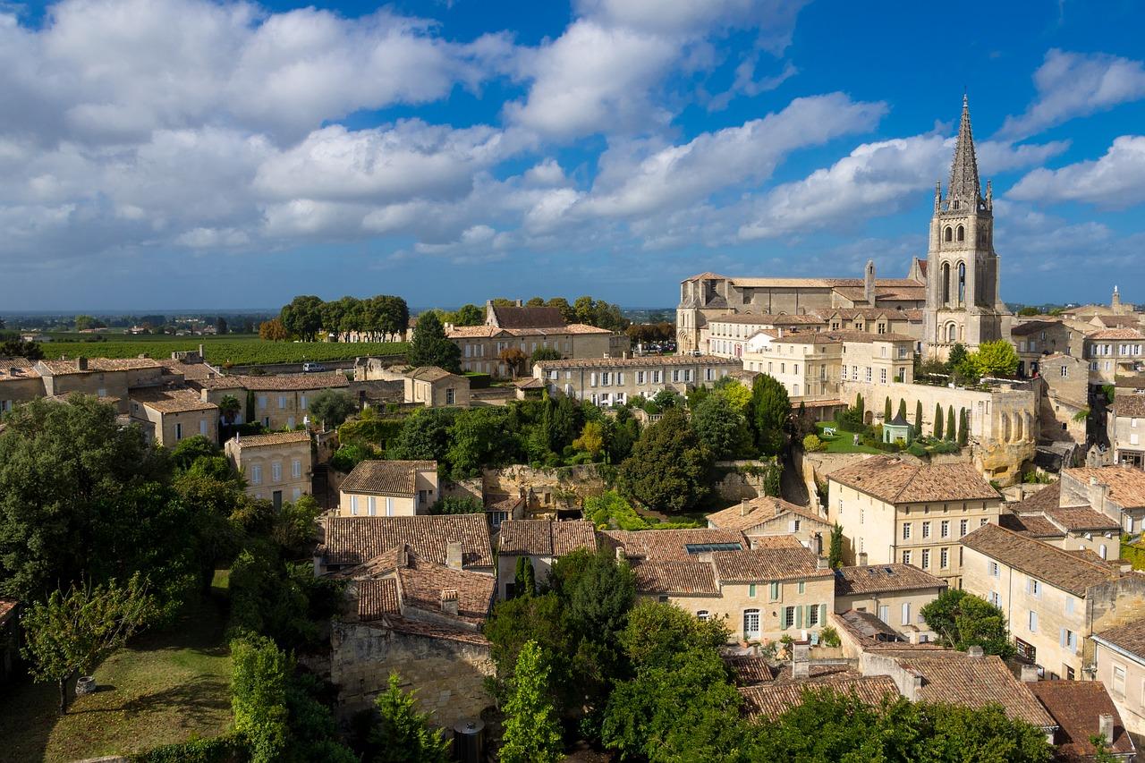 Neu Aquitanien Frankreich