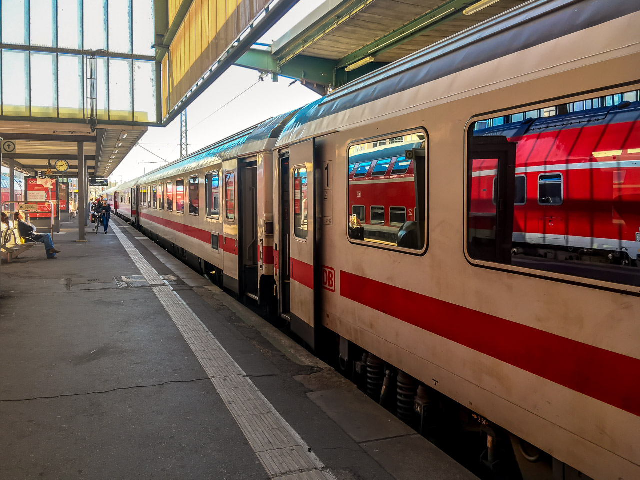 Zugverbindung Andernach