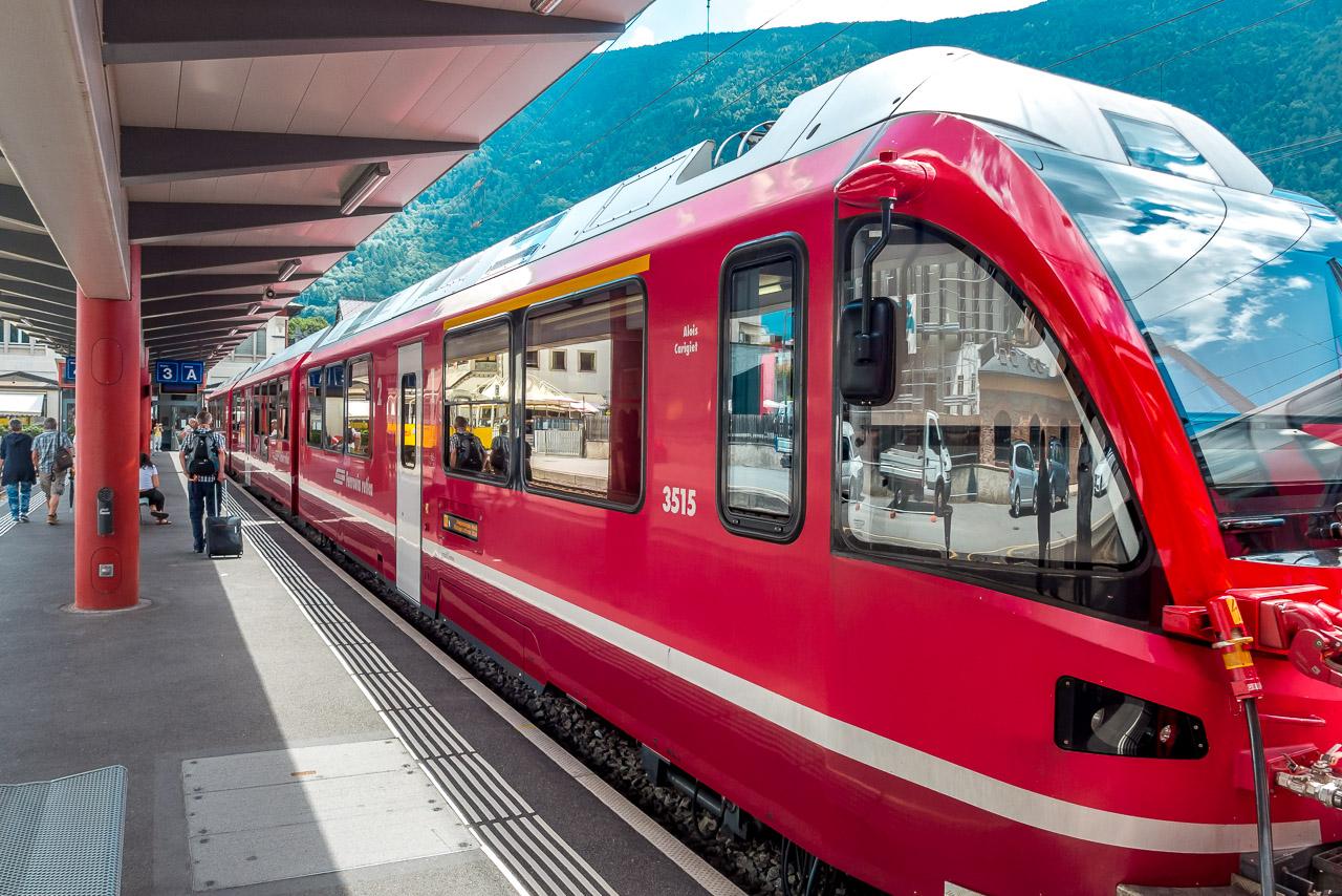 Allegra Regionalzug