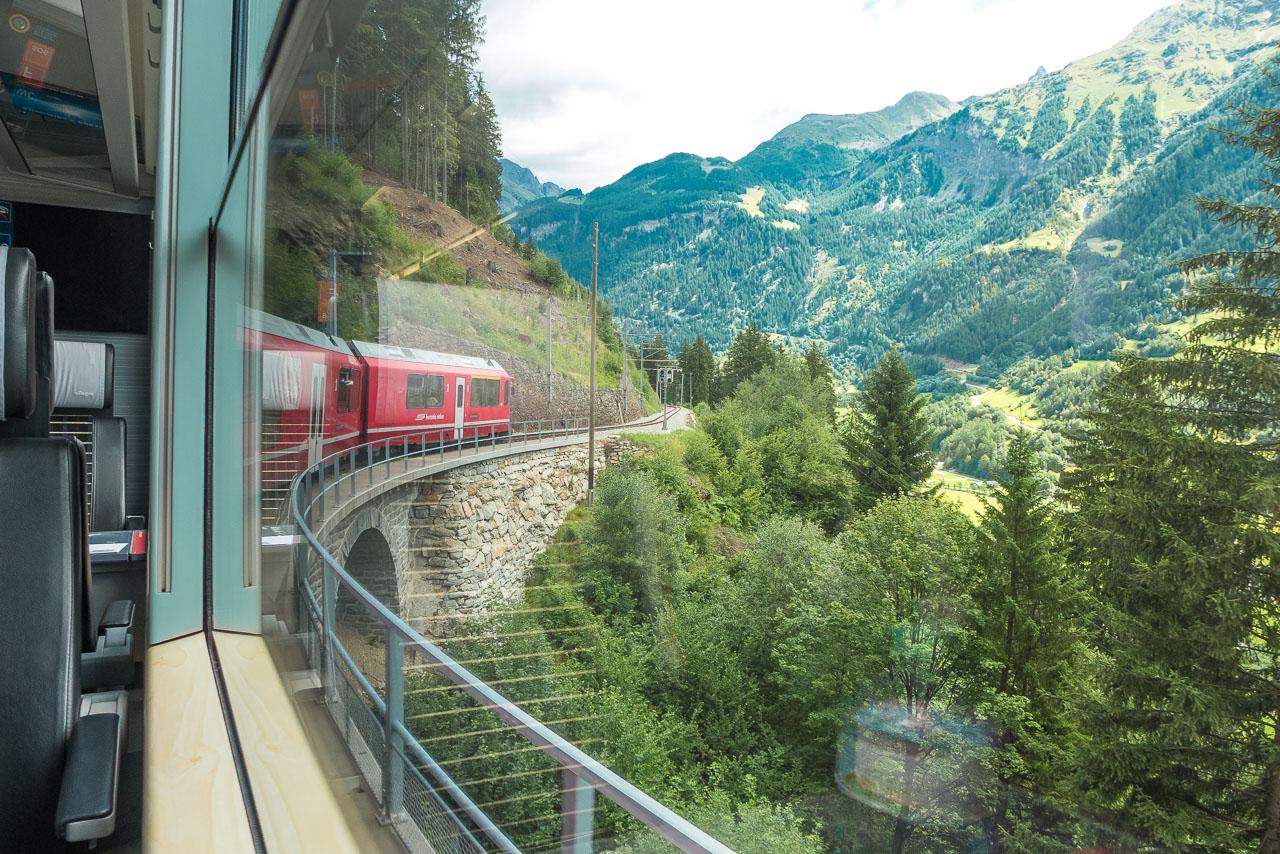 Berninabahn Schweiz