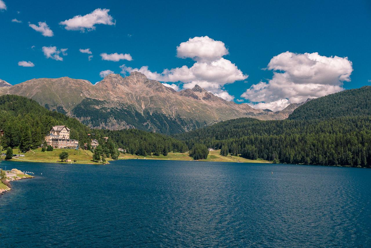 St. Moritz Berninabahn