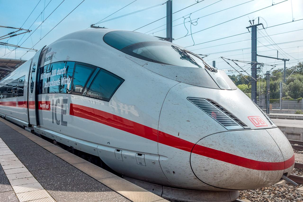 weg.de Bahn-Ticket