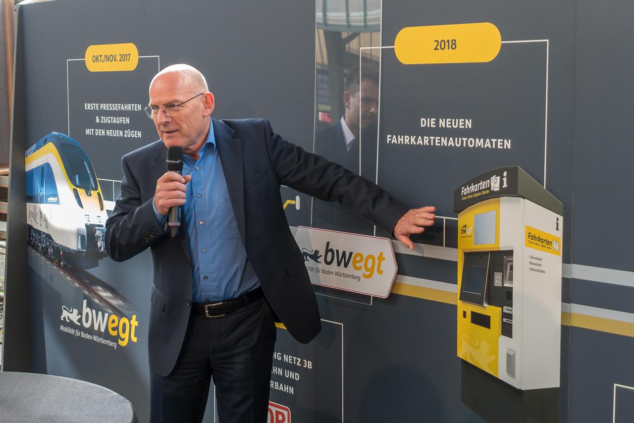 Baden-Württemberg Fahrkarten