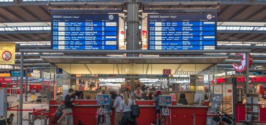 Bahn Fahrplanwechsel