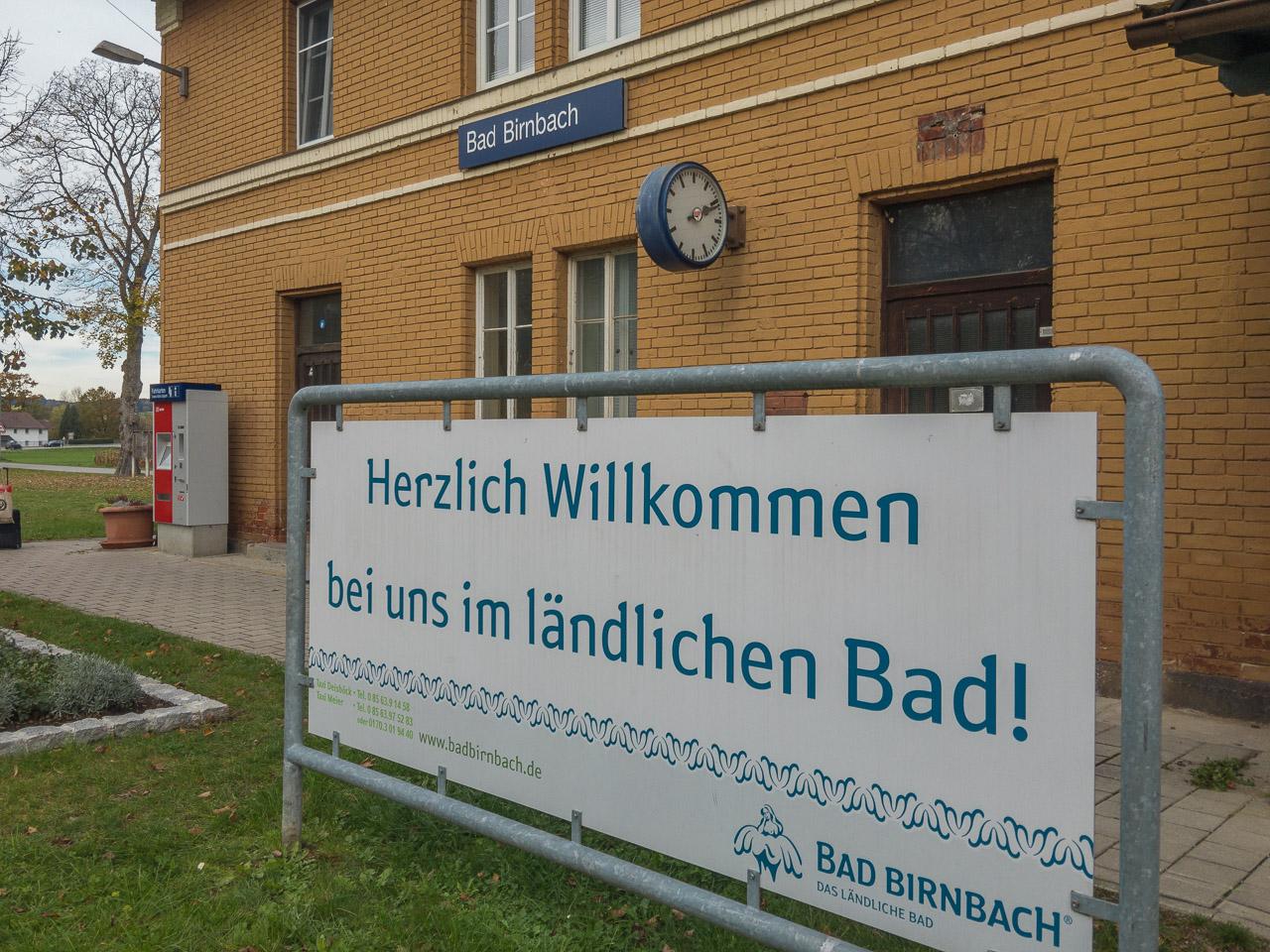 Bahnhof Bad Birnbach
