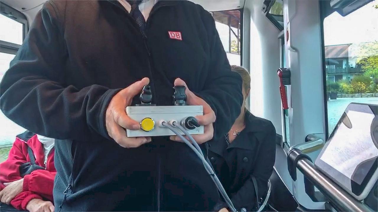 ioki Autonomer Bus