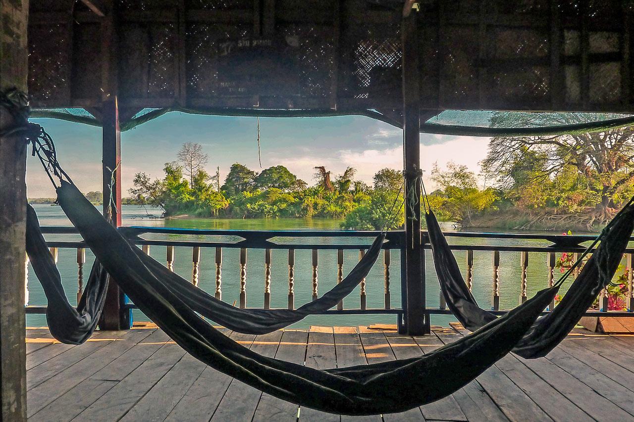 Viertausend Inseln Laos