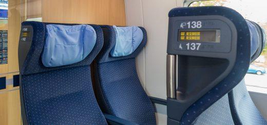 ICE 4 Sitze