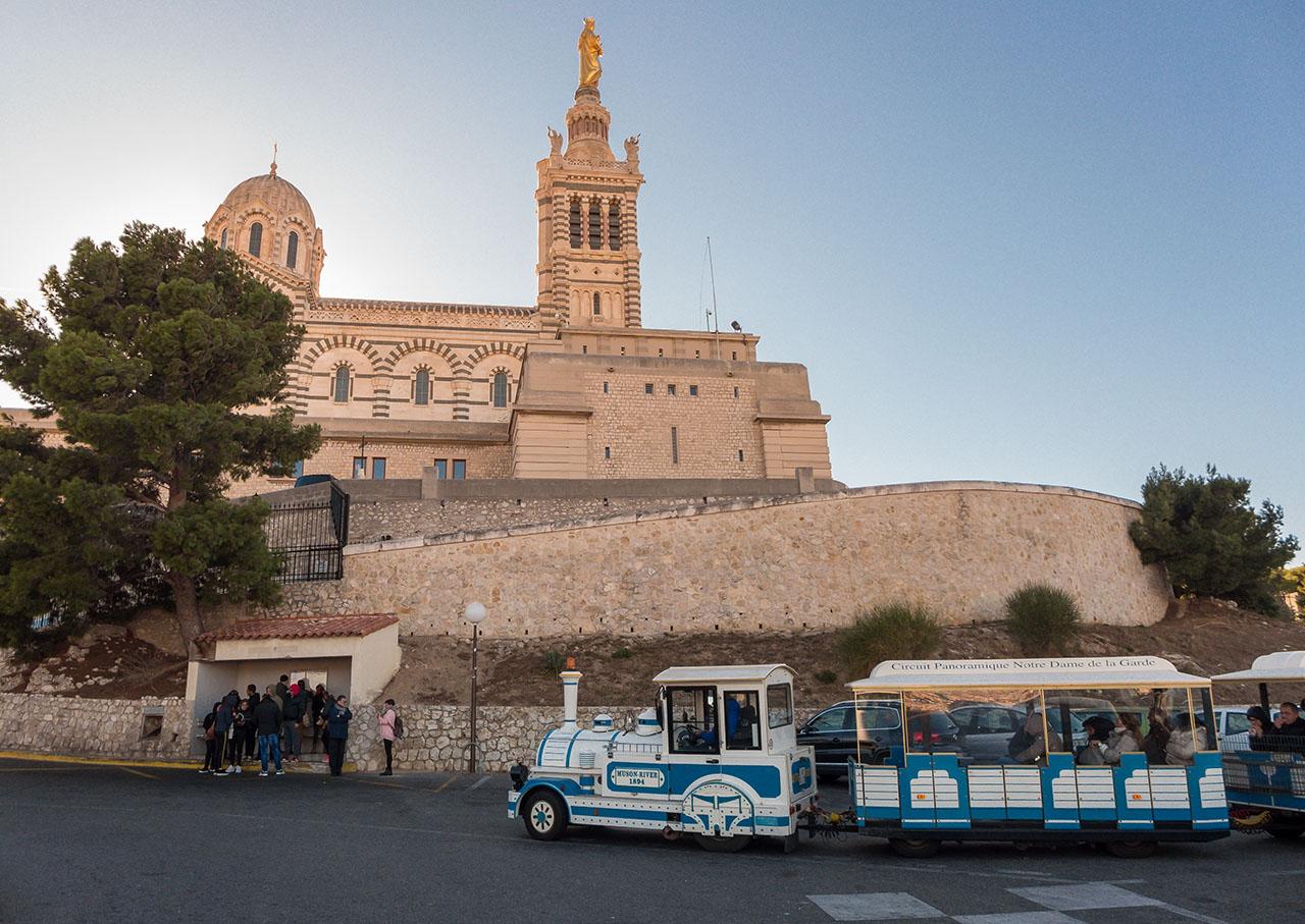 Marseille Notre Dame Zug