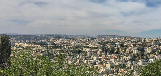 Zug Jerusalem Tel Aviv