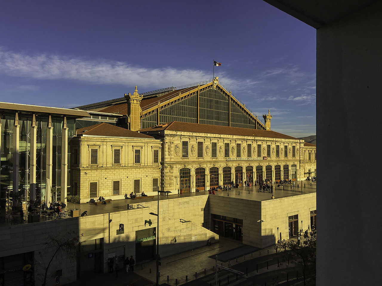 Bahnhof Marseille