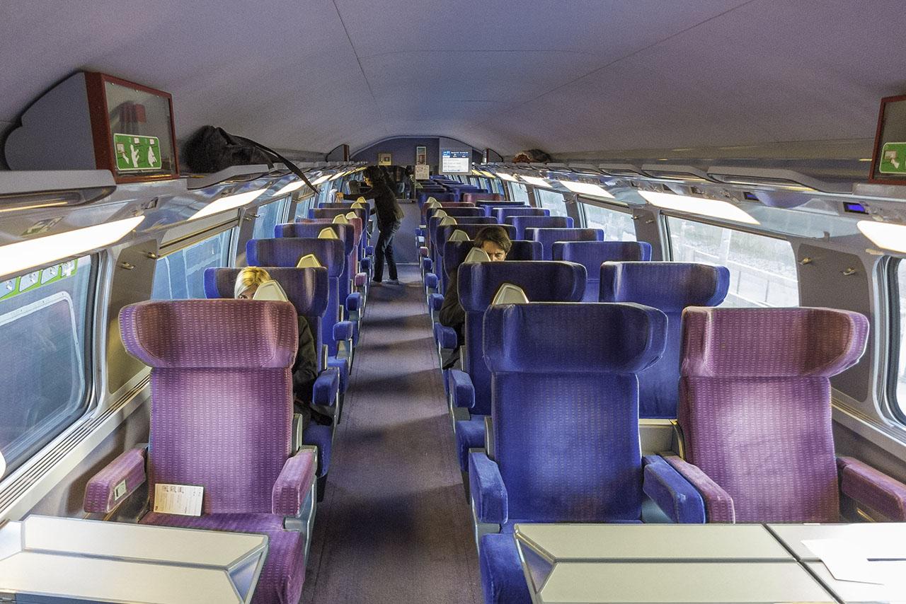 TGV Frankfurt Marseille