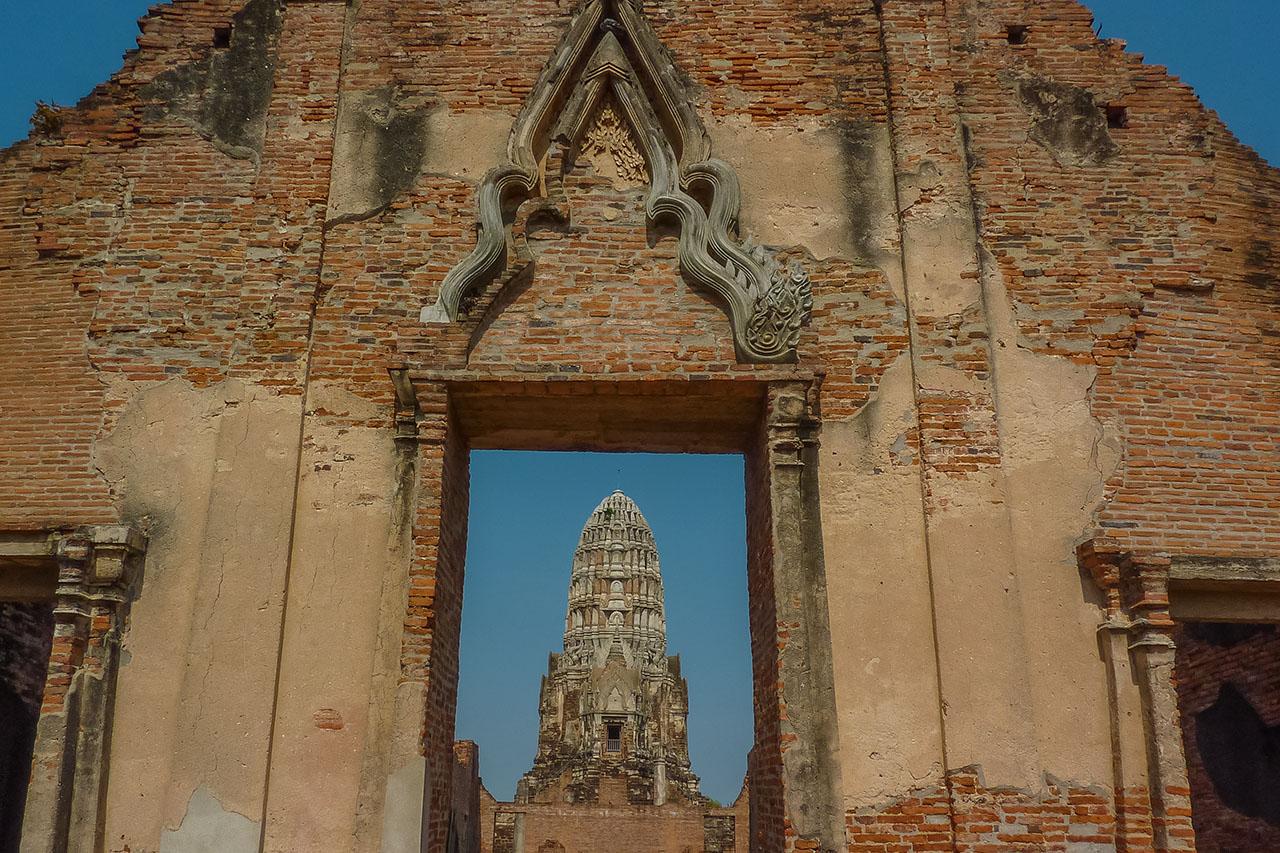 Zugreise Bangkok Ayutthaya