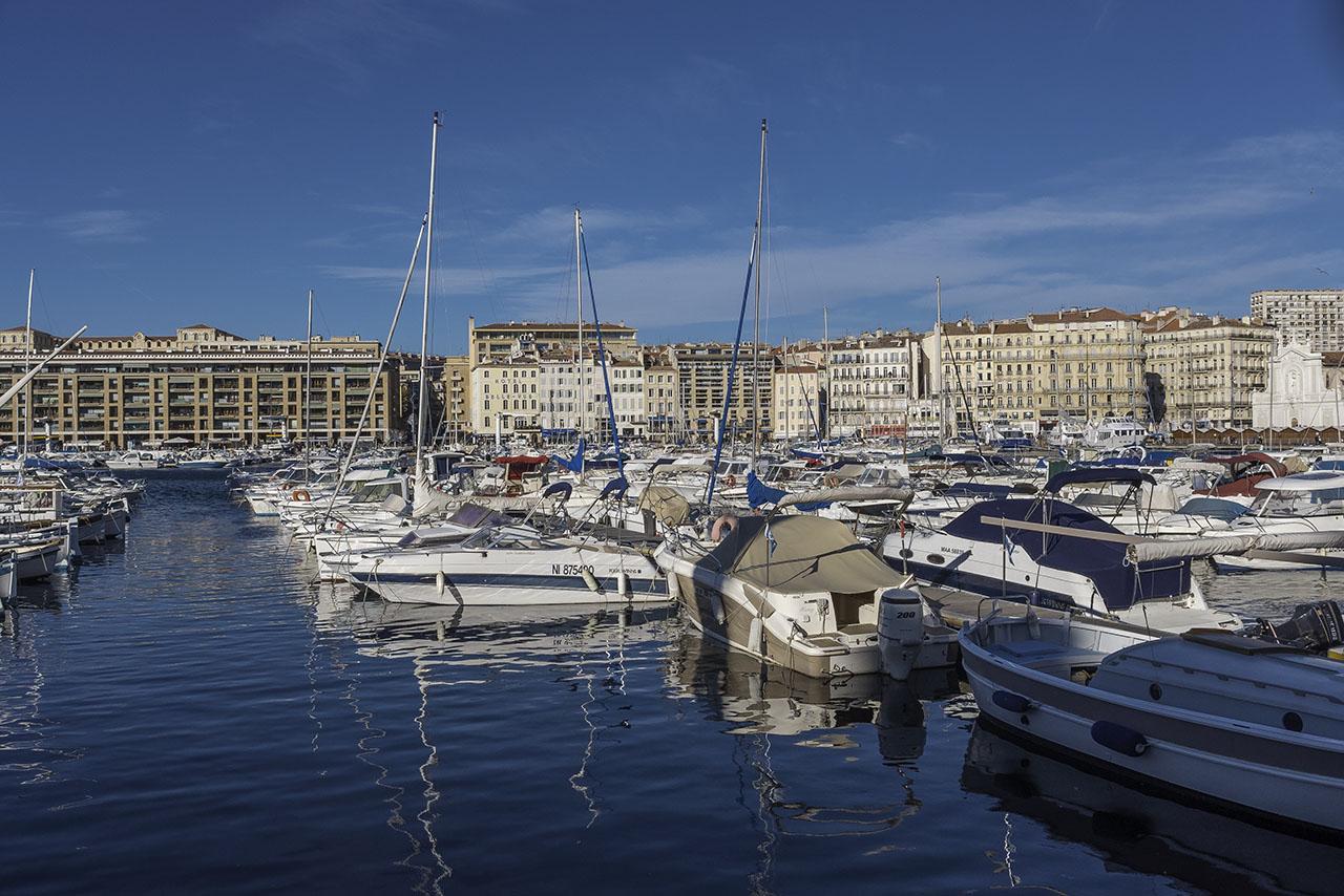 Zugreise Marseille