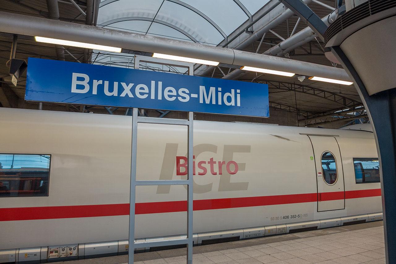 Brüssel Zug