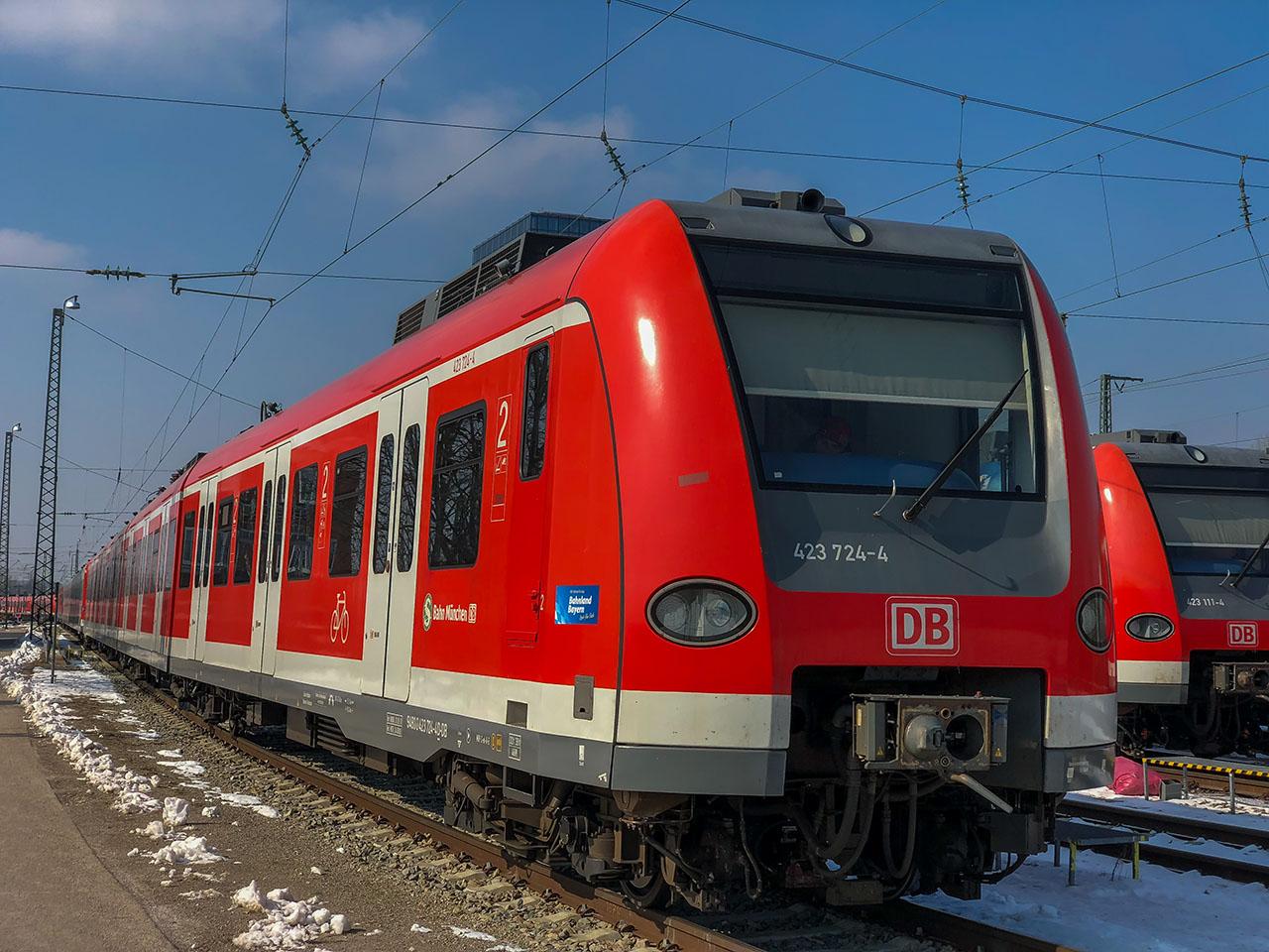 S-Bahn München Verbesserungen