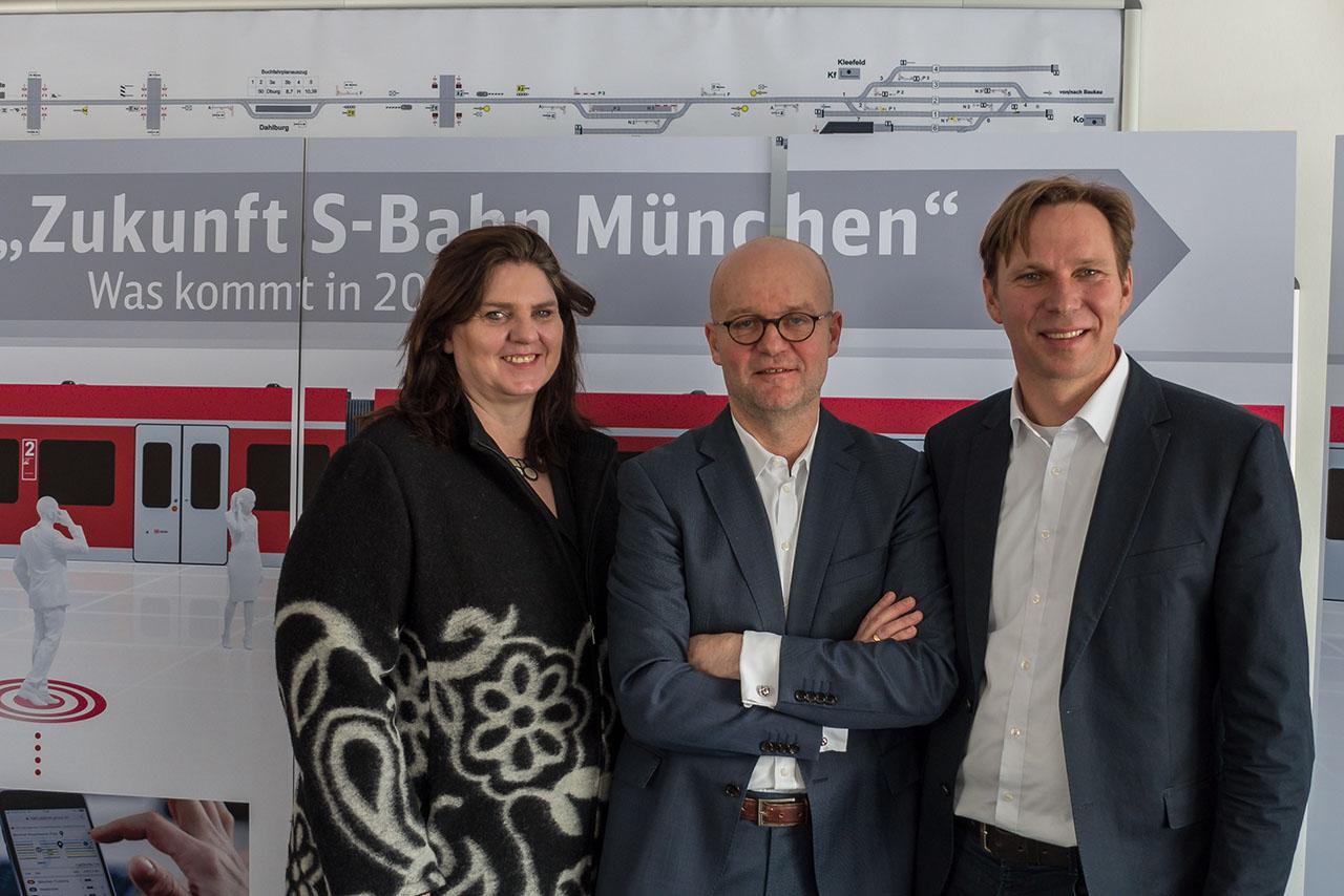 S-Bahn München Zukunftsprogramm