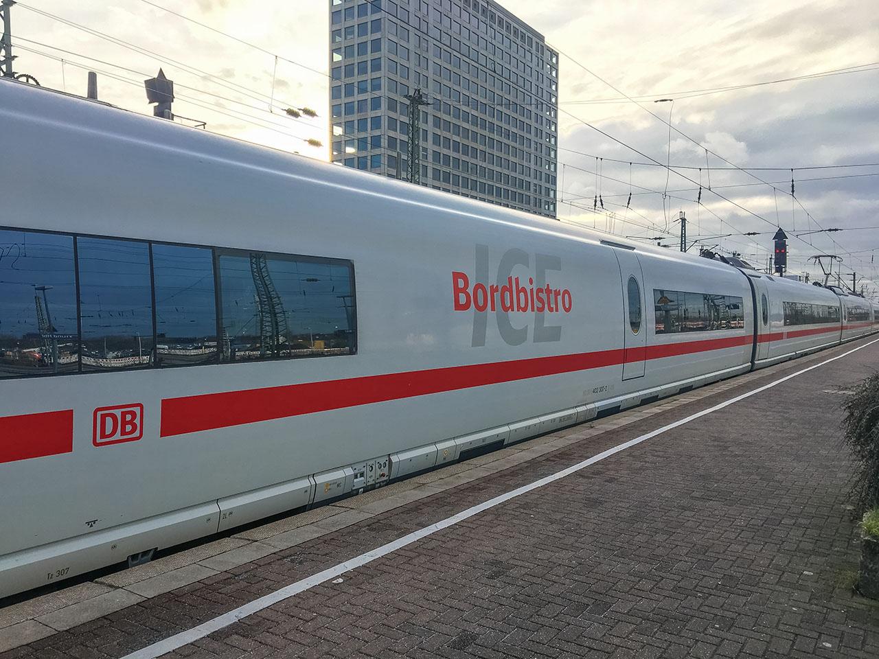 Bahn Speisewagen Service