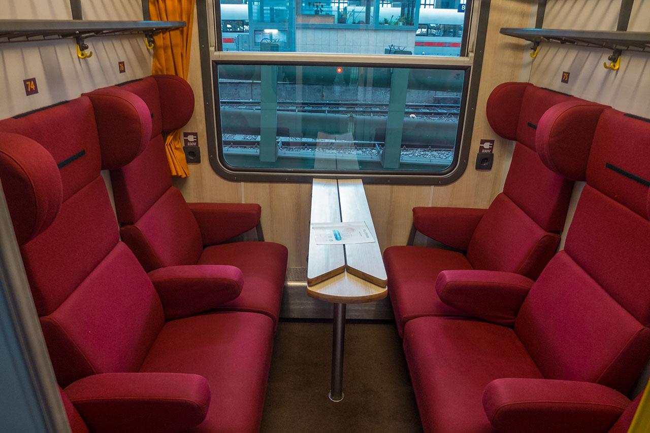 Flixbus Zug Berlin Stuttgart