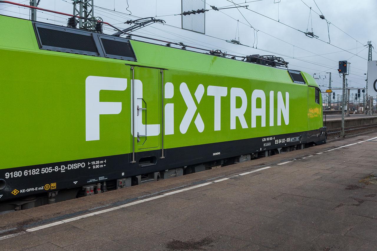 Flixtrain Nachtzug Hamburg Lörrach