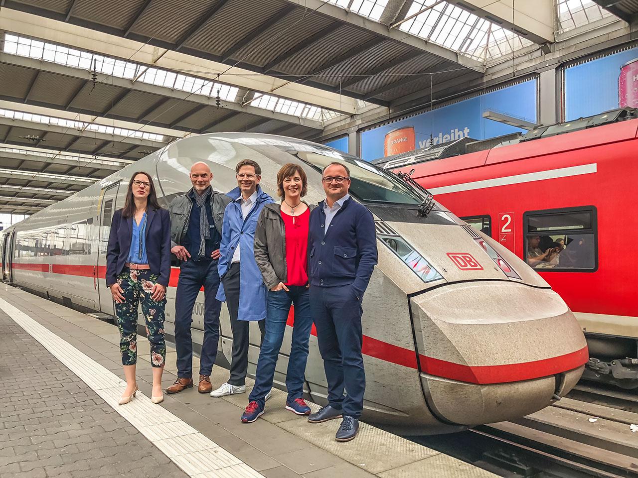 Mobilität der Zukunft – dynamischer Fahrplan