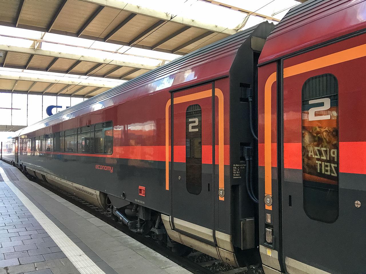 Sparpreis Österreich
