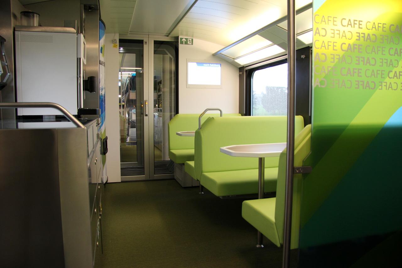 Westbahn Flixtrain