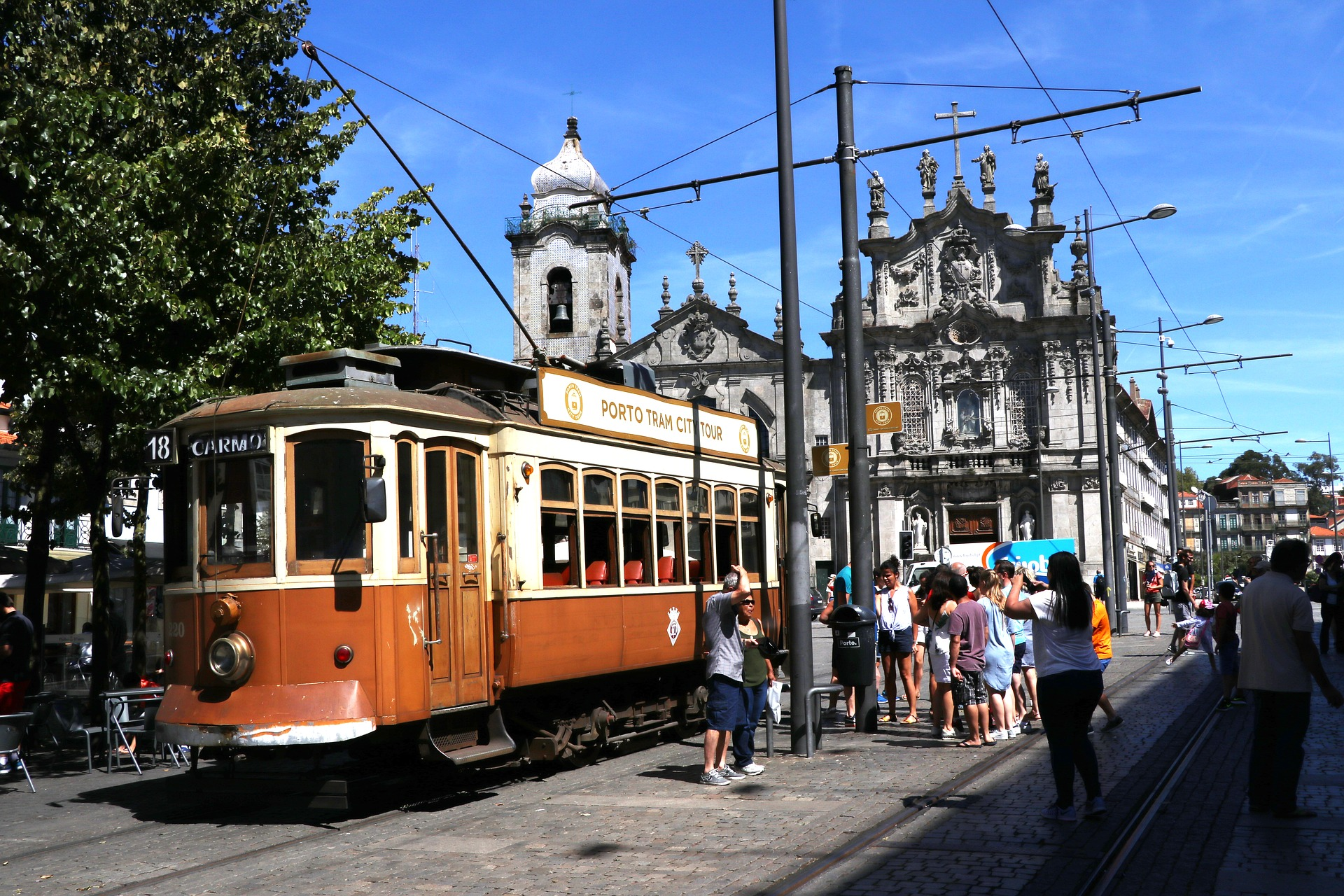 Zug A Coruña Porto