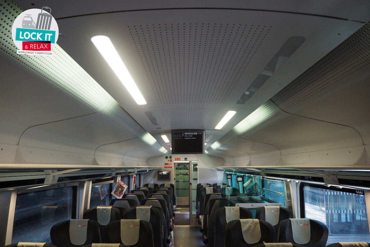Bahn Diebstahl