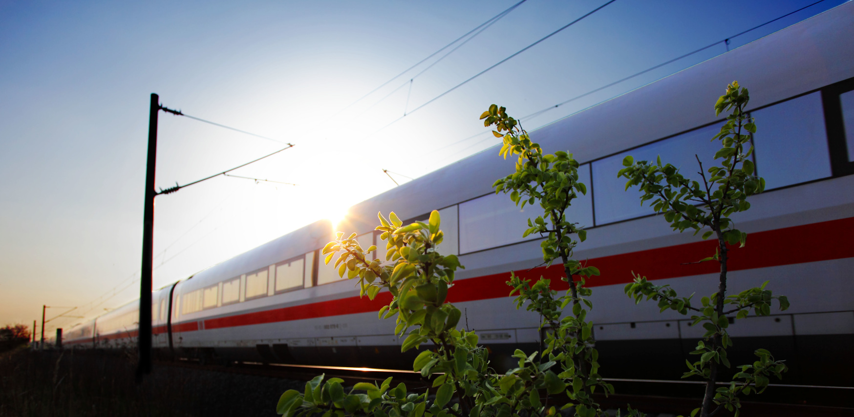 Bahn Nacht-ICE