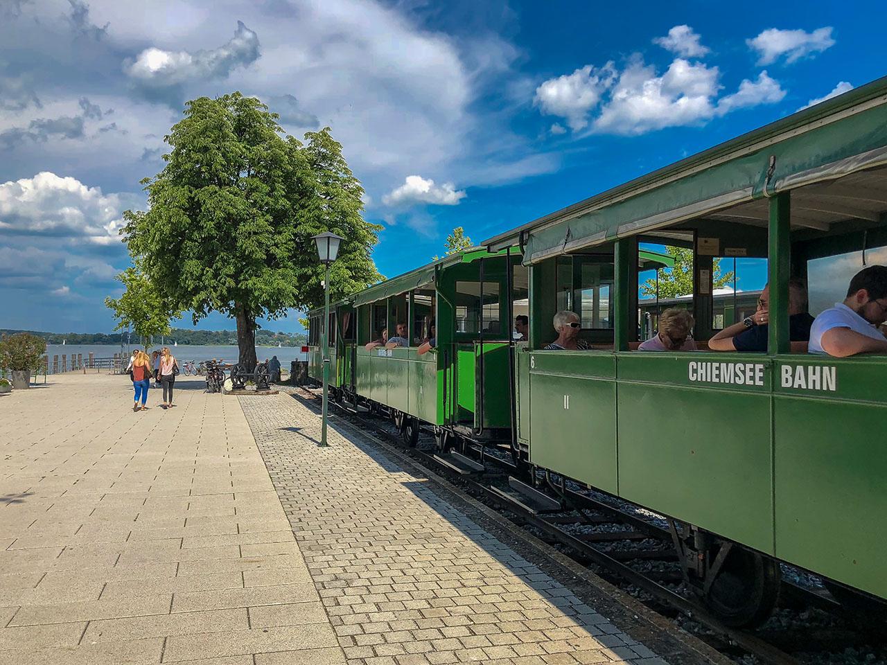 Chiemseebahn Prien