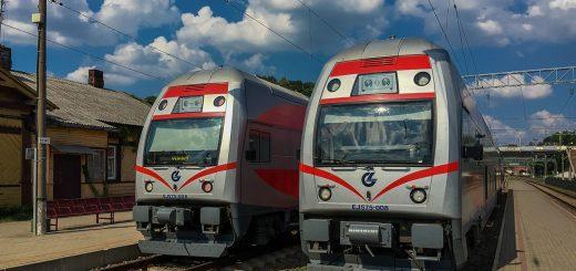 Litauen Interrail