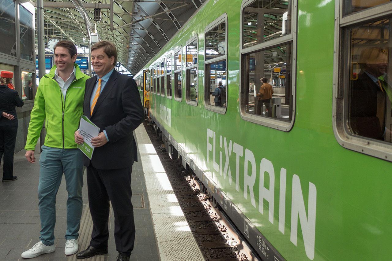 Bundesregierung fordert teurere Bahntickets