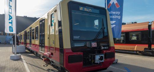 Neue S-Bahn Berlin