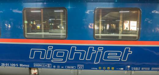 Nightjet Tickets