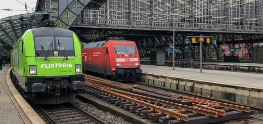 Flixtrain Köln Berlin