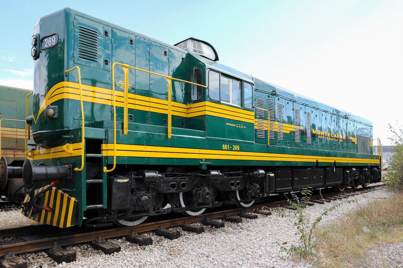 Lokomotive Montenegro