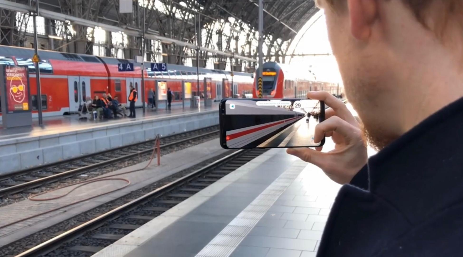 Augmented Reality Companion