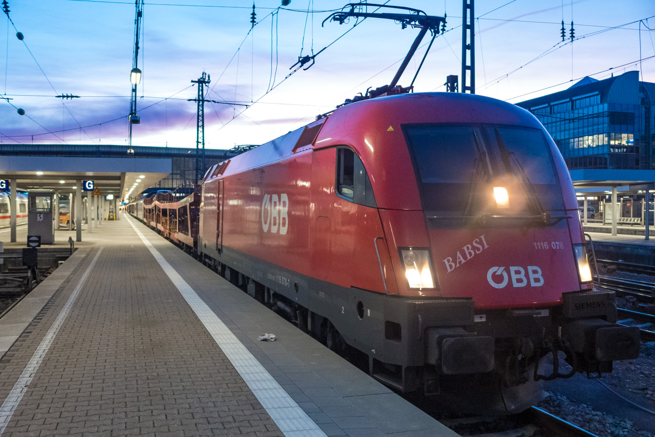 Nachtzug Kooperation Bahn ÖBB