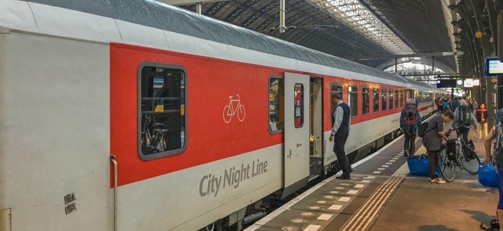 Nachtzug Wiedereinstieg Deutsche Bahn